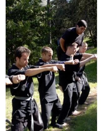 Год обучения боевым искусствам в тренировочном лагере  | NinjaGym - Бангкок, Таиланд