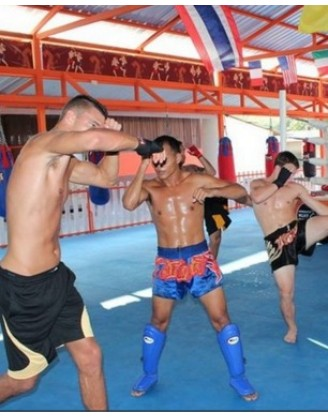 Месяц занятий Muay Thai |  Nongnapat GYM - Пхукет, Таиланд
