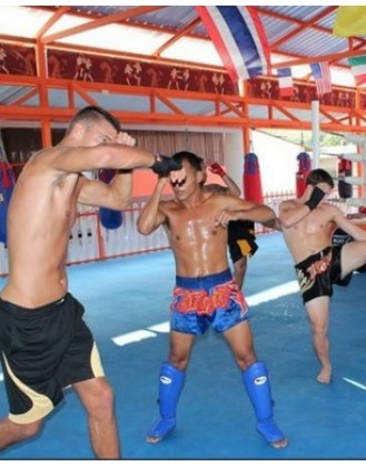 Месяц занятий Muay Thai    Nongnapat GYM - Пхукет, Таиланд