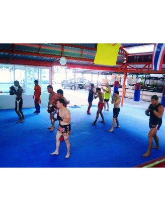 1 Month Phuket Muay Thai Training in Rawai Beach