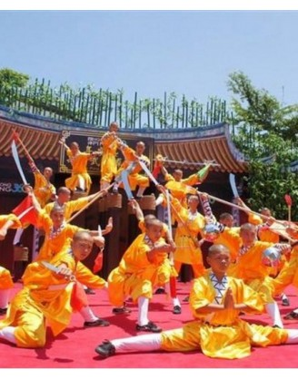 3 Months Qi Gong and Kung Fu Training in Hebei, China
