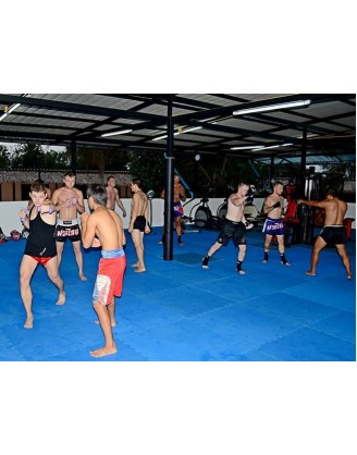 1 Week Pattaya Muay Thai, MMA, Krav Maga in Thailand