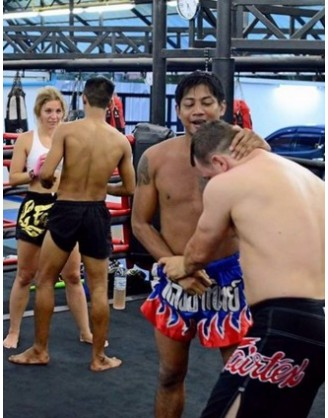 4 Weeks Muay Thai Training in Pattaya, Thailand