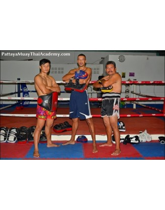 Неделя в Академии Боевых Искусств | Pattaya Muay Thai Academy - Паттайя, Таиланд