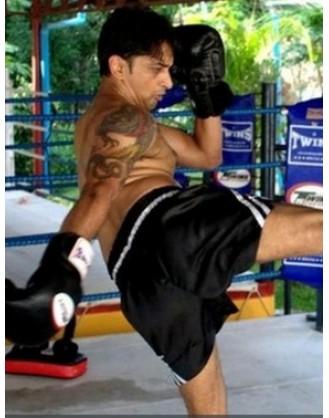 Месяц тренировок тайского бокса   Dragon  Muay Thai - Пхукет, Таиланд