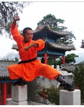 Месяц тренировок Кунг Фу | Горный монастырь Qinglong - Шаньдун, Китай