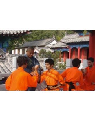 6 месяцев практики Шаолинь Кунг-Фу | Горный монастырь Qinglong - Шаньдун, Китай