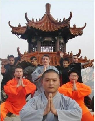 9 месяцев занятий Shaolin Kung Fu | Горный монастырь Qinglong - Шаньдун, Китай