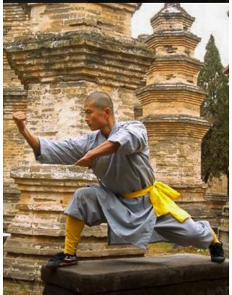 Месяц практики Шаолинь Кунг-фу и Тай Чи | Qufu Shaolin School - Шаньдун, Китай