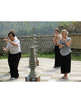 Месяц похудания, отдыха и Kung Fu | Rising Dragon - Юньнань, Китай