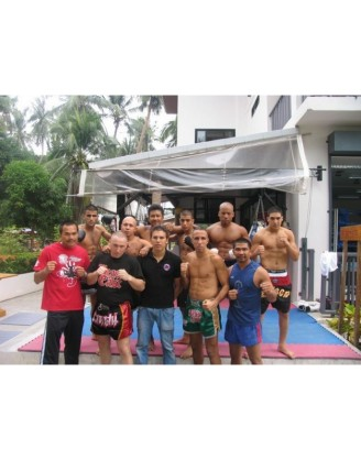 1 Week MMA & Muay Thai Training in Thailand