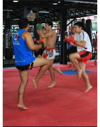 2 Weeks Muay Thai Training in Thailand