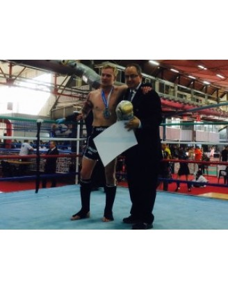 2 недели тренировок тайского бокса | Santai Gym - Чиангмай, Таиланд