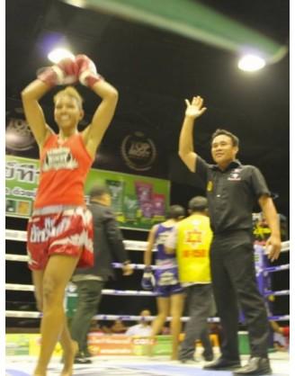 6 месяцев новых методик в тренинге Muay Thai | Santai Gym - Чиангмай, Таиланд