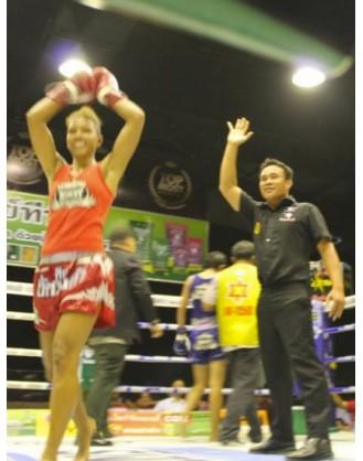 6 месяцев новых методик в тренинге Muay Thai   Santai Gym - Чиангмай, Таиланд
