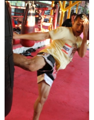 2 Months Advance Training at Chiang Mai Muay Thai Gym