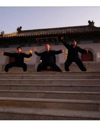 9 месяцев занятий искусством Kung Fu | Акдемия Shengjing Shan - Шаньдун, Китай