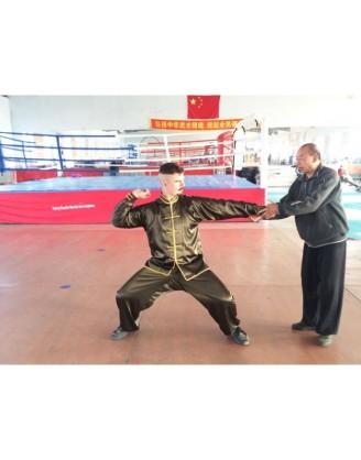 3 года аутентичных тренировок Кунг-Фу | Академия боевых искусств Siping - Цзилинь, Китай