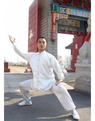 4 года овладения Wing Chun, Tai Chi и Kung Fu   Академия боевых искусств Siping - Цзилинь, Китай