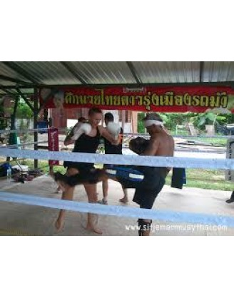 2 недели настоящего Муай Тай | Sitjemam Muay Thai - Мае Хонг Сон, Таиланд