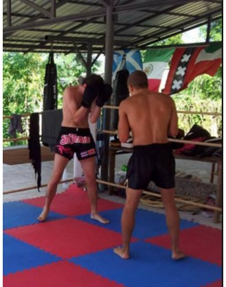 5 дней стиля Муай Боран   Sitjemam Muay Thai - Мае Хонг Сон, Таиланд