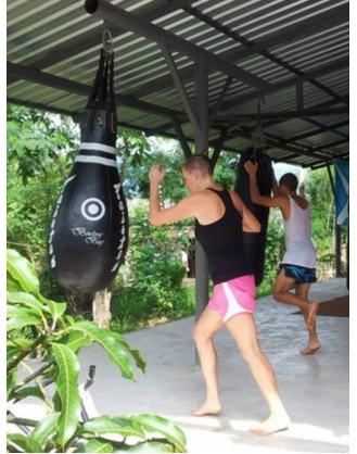 7 дней в тренировочном лагере | Sitjemam Muay Thai - Мае Хонг Сон, Таиланд