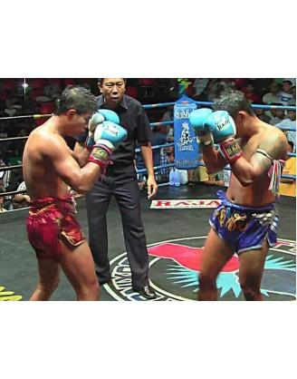 Неделя тренировок тайского бокса | Sitpholek GYM - Паттайя, таиланд