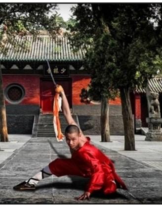Месяц традиционного китайского Кунг Фу | Суншань Шаолинь Ушу Академия - Хэнань, Китай