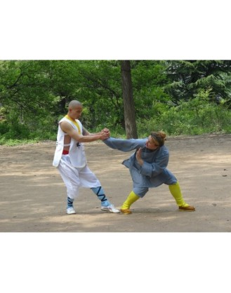 1 Year Train Kung Fu in China with Shaolin Warrior Monk