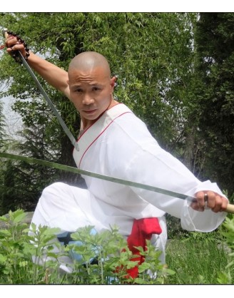 2 месяца изучения Суншань-Кунгфу | Суншань Шаолинь Ушу Академия - Хэнань, Китай