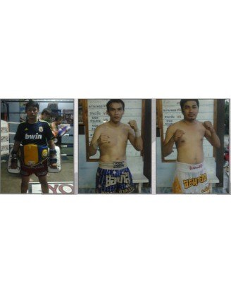 1 Month Muay Thai Training in Pattaya, Thailand