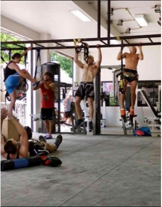 3 Days Intensive Muay Thai Training in Thailand