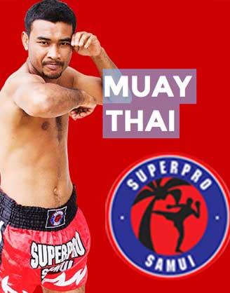 3 недели тренировок Муай Тай | Superpro GYM - Самуи, Таиланд