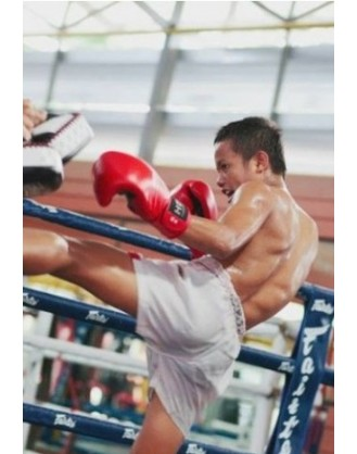 Месяц изучения тайского бокса | Santai Gym - Чиангмай, Таиланд