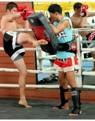 3 Weeks Intense Training at Muay Thai Gym in Thailand