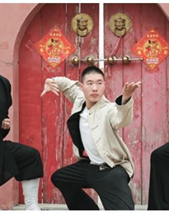5 дней занятий боевыми искусствами   Горный шаолиньский монастырь Тайзу - Хэбэй, Китай