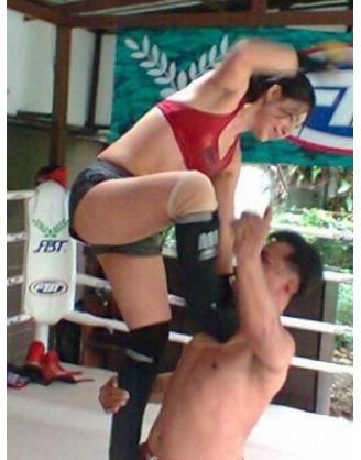 15 дней тренировок тайского бокса | Chacrit School and Gym - Бангкок Таиланд