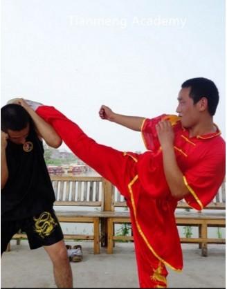 2 месяца практики Тайчи и Кунгфу | Академия Tianmeng - Шаньдун, Китай