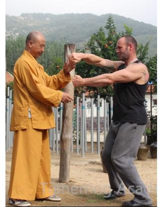2 года изучения Кунг Фу | Академия Tianmeng - Шаньдун, Китай