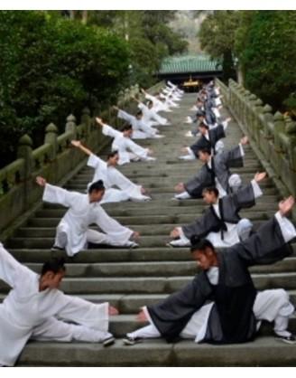 1 Month Basic Kung Fu Training in Shiyan, China