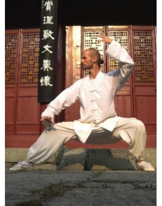 1 Month Kung Fu Training in Hubei, China