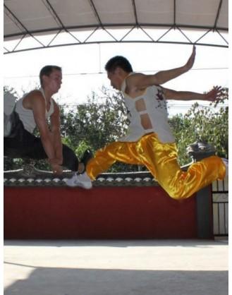 Месяц тренировки Кунг-фу по стилю Яншо Шаолинь  | Школа Шаолинь Кунг-фу в Яншо - Гуанси, Китай