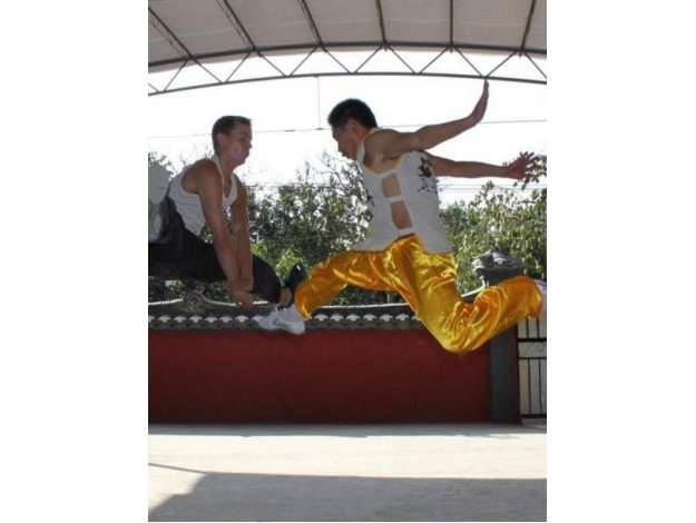 my experience in training in kung fu Kung fu and wushu are loanwords from employed in chinese martial arts training the influences of other martial arts his experience exposed.