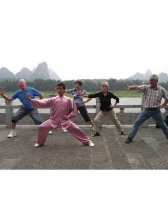 4 Weeks of Tai Chi in Yangshuo, Guanxi Province, China