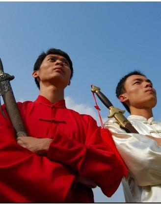 4 недели практики Тайчи | Школа Тай Чи и Кунг-фу в Яншо - Гуанси, Китай