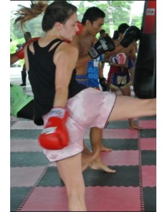 Месяц тренировок по тайскому боксу | Yodyut Muaythai - Самуи, Таиланд
