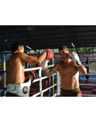 2 недели в тренировочном лагере тайского бокса | Yodyut Muaythai - Самуи, Таиланд