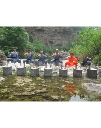 1 Month All-Inclusive Shaolin Kung Fu Training in China