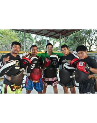 3 месяца тайского бокса | Charn Chai Muay Thai - Мае Хонг Сон Таиланд