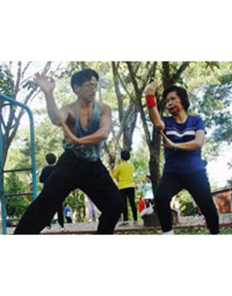 2 Weeks Basic Kung Fu Training in Sabah, Malaysia
